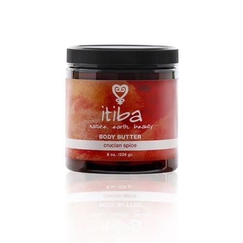 Itiba beauty's crucian spice body butter for caribbean skincare