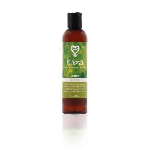 natural carib lime lotion
