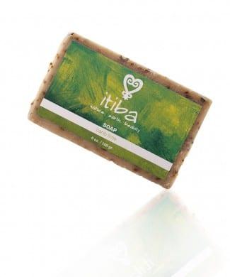 itiba natural carib lime soap